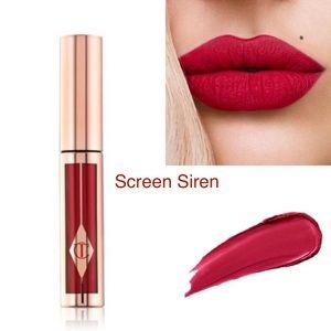 NEW Charlotte Tilbury Hollywood Lips Lipstick
